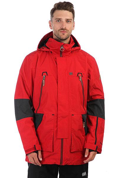 Куртка утепленная DC Command Chili Pepper куртка cwg canada weather gear куртка
