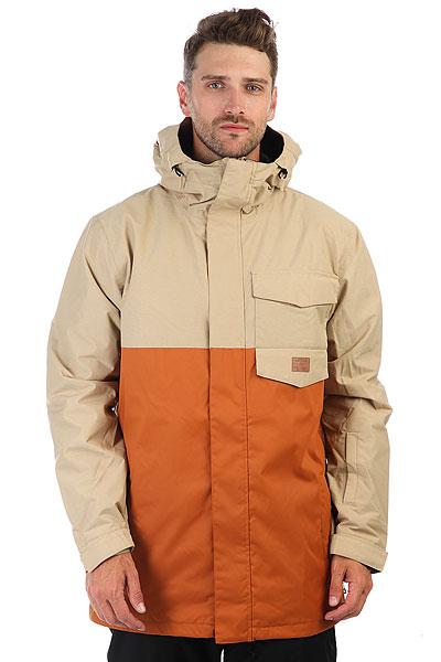 Куртка утепленная DC Merchant Incense куртки dc shoes куртка