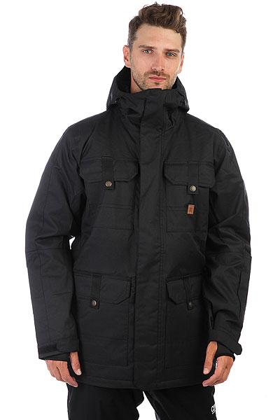 Куртка утепленная DC Servo Black куртки dc shoes куртка
