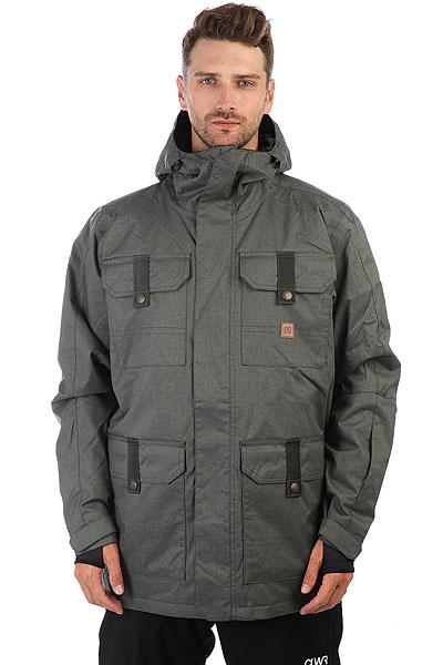 Куртка утепленная DC Servo Dark Shadow куртки dc shoes куртка