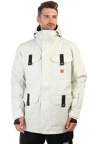 Куртка утепленная DC Servo Silver Birch куртки dc shoes куртка