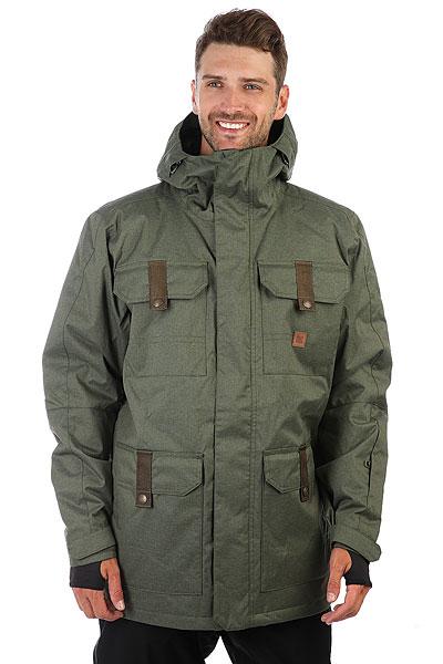 Куртка утепленная DC Servo Beetle куртки dc shoes куртка