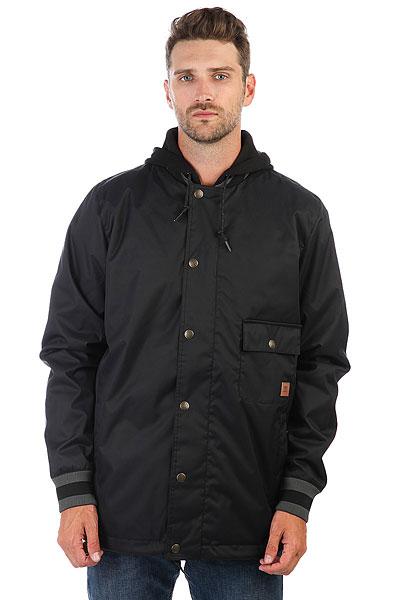 Куртка утепленная DC Flux Black куртки dc shoes куртка