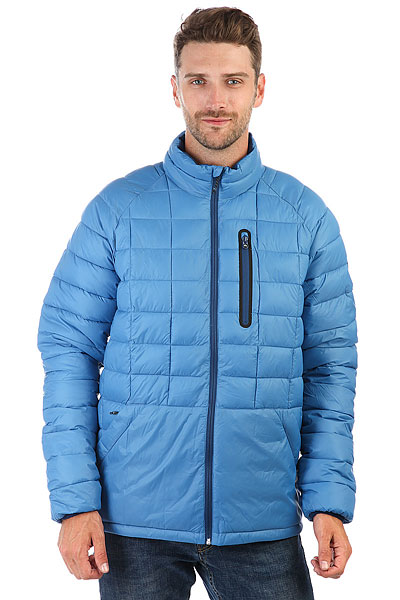 Куртка Quiksilver Release Vallarta Blue lole куртка lsw1708 kigali jacket s vallarta blue heather