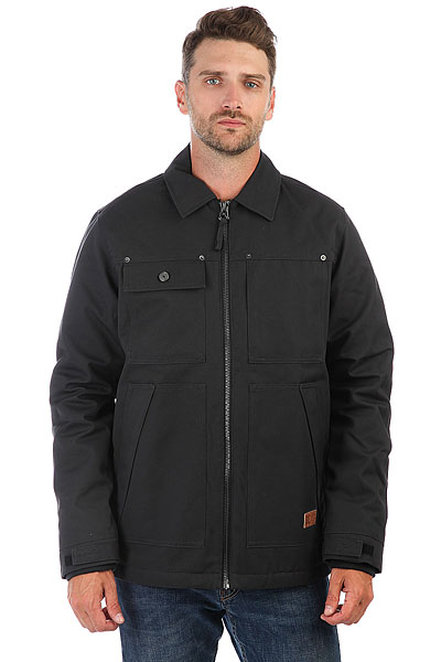 Куртка DC Spt Jacket 2 Black куртки dc shoes куртка