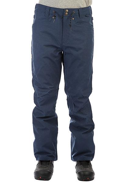 Штаны сноубордические DC Relay Waxed Insignia Blue<br><br>Цвет: синий<br>Тип: Штаны сноубордические<br>Возраст: Взрослый<br>Пол: Мужской
