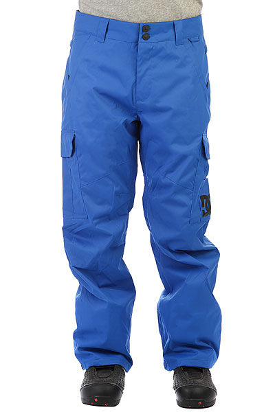 купить Штаны сноубордические DC Banshee Nautical Real Blue дешево