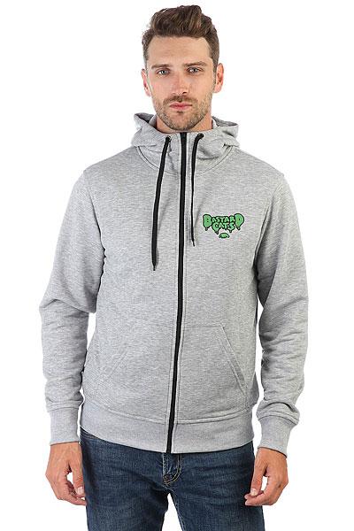 Толстовка классическая Anteater Zip-hoodie_bcats Grey<br><br>Цвет: серый<br>Тип: Толстовка классическая<br>Возраст: Взрослый<br>Пол: Мужской