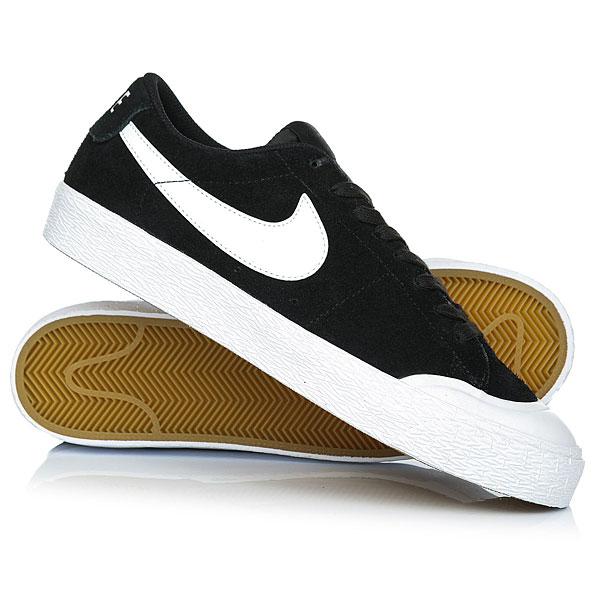 Кеды кроссовки низкие Nike SB Blazer Zoom Low XT Black