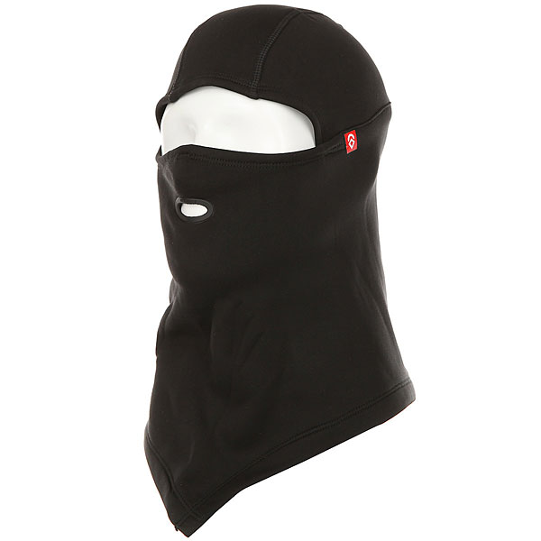 Баклава Airhole Balaclava Hinge Polar Deep Black очки oakley radarlock path polished black prizm trail n clear vented