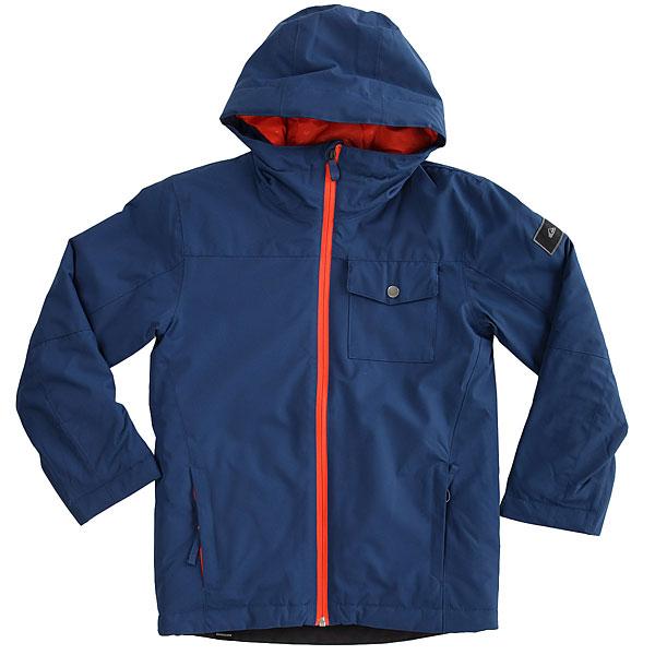 Куртка утепленная детская Quiksilver Miss Sol You Estate Blue