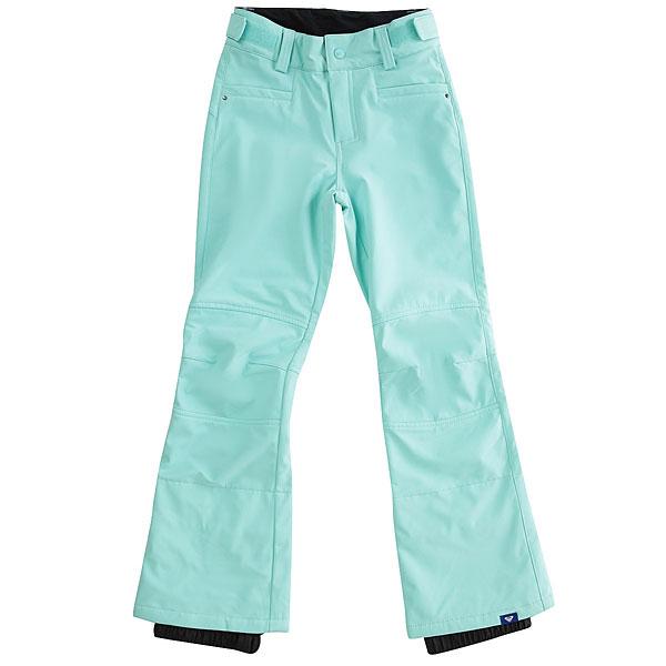 Штаны сноубордические детские Roxy Creek Girl Aruba Blue