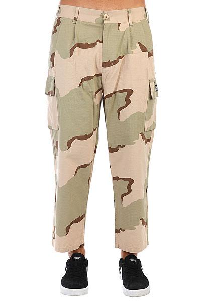 Штаны прямые Carhartt WIP Vicious Pant Leather<br><br>Цвет: бежевый<br>Тип: Штаны прямые<br>Возраст: Взрослый<br>Пол: Мужской