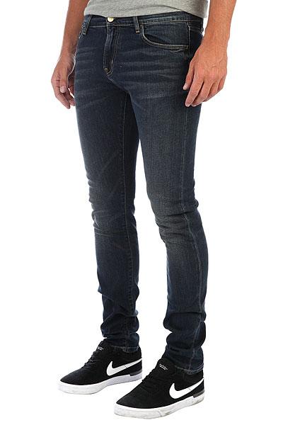 Джинсы прямые Carhartt WIP Oakland Pant Blue mustang джинсы
