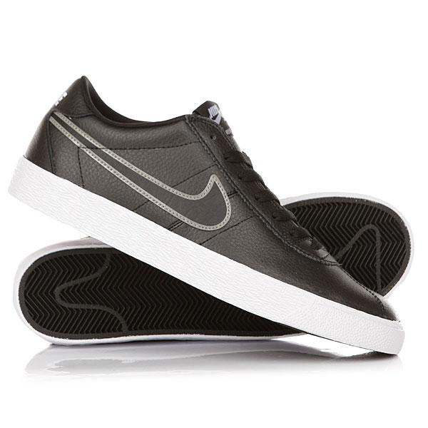 Кеды кроссовки низкие Nike Bruin Zoom Prm Black