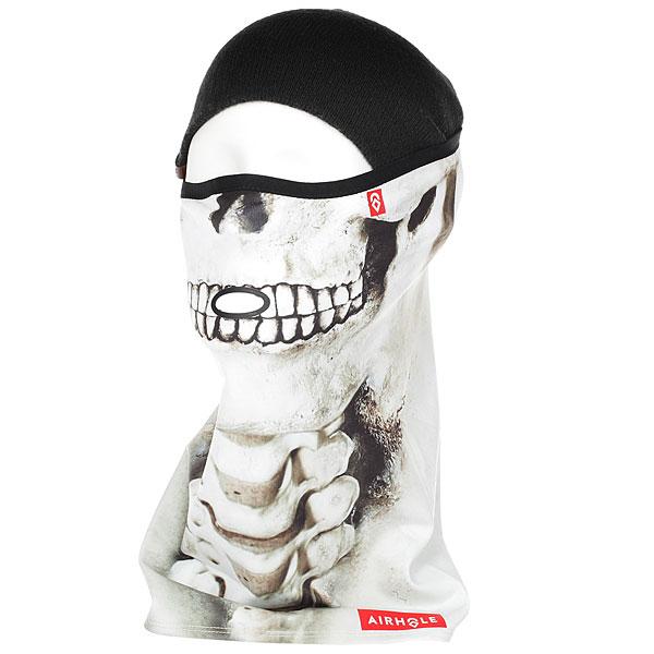 Шарф труба Airhole Airtube Ergo Drytech Skull<br><br>Цвет: мультиколор<br>Тип: Шарф труба<br>Возраст: Взрослый<br>Пол: Мужской