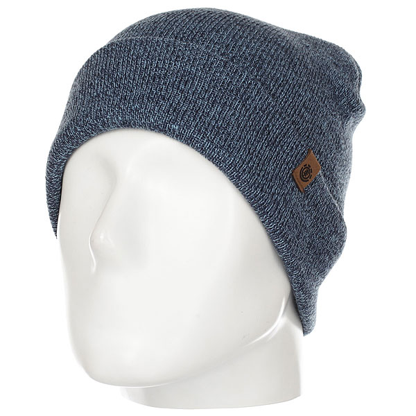 Шапка Element Carrier Beanie Denim Heathr эргорюкзак boba carrier vail