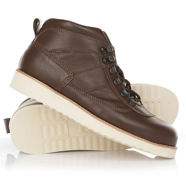 Ботинки зимние Rheinberger Tim Brown<br><br>Цвет: коричневый<br>Тип: Ботинки зимние<br>Возраст: Взрослый<br>Пол: Мужской