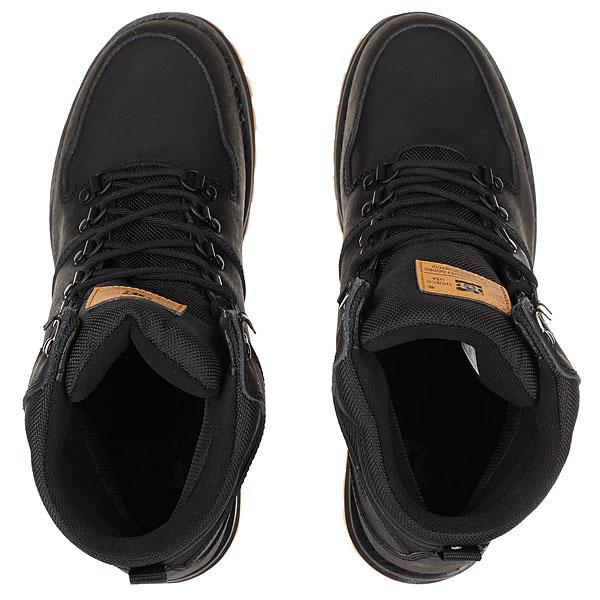 Ботинки высокие DC Peary Black/Gum