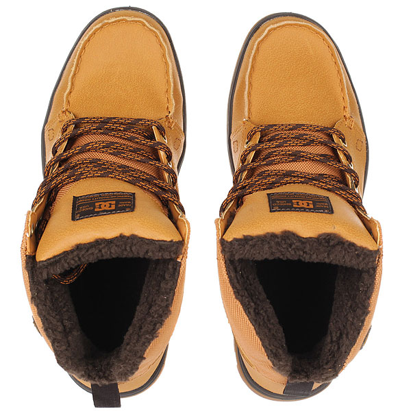 Ботинки зимние DC Woodland Wheat