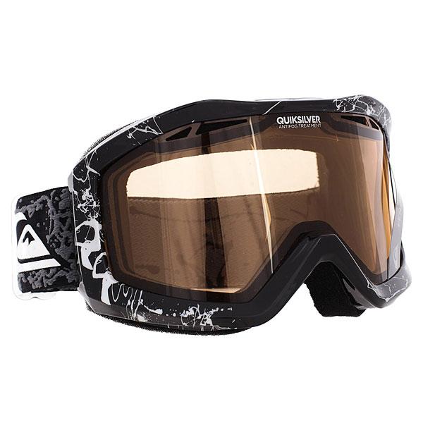 Маска для сноуборда Quiksilver Fenom Deep Black