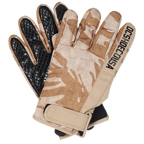 Купить со скидкой Перчатки DC Deadeye Glove British Desert Camo