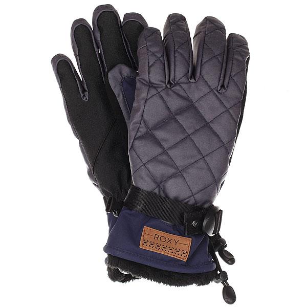 Перчатки женские Roxy Merry Go Gloves Peacoat женские часы go girl only go 694923