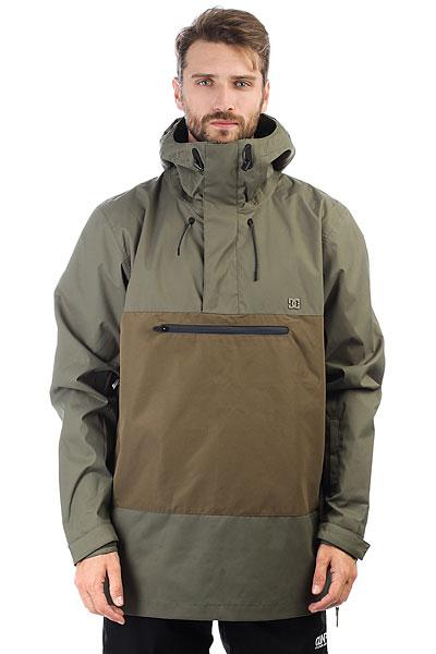 Анорак сноубордический DC Shoes Rampart Beetle куртки dc shoes куртка