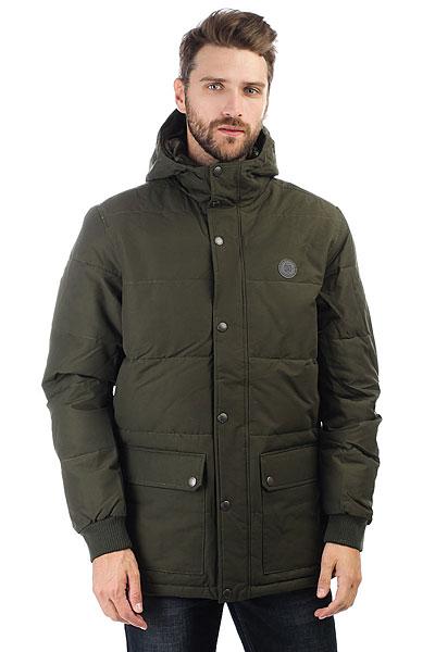 Куртка зимняя DC Shoes Aydon Dark OliveУдобная утепленная куртка от DC с легкостью справится с осенним похолоданием благодаря стеганому дизайну с плотной набивкой. Классический крой, обилие разнообразных карманов, водостойкая пропитка, удобная молния по всей длине - в ней есть все обязательные атрибуты качественной городской одежды.Характеристики:Стеганый дизайн с плотной набивкой.Материал: мягкая полусинтетика. Синтетический утеплитель.Водостойкая пропитка. Эластичные манжеты. Подкладка из синтетической тафты. Объемный контурный капюшон. Два кармана для рук. Два накладных кармана. Внутренний медиа-карман. Застегивается на молнию по всей длине. Защитный клапан для молнии на кнопках. Кожаная нашивка с логотипом на груди.<br><br>Цвет: зеленый<br>Тип: Куртка зимняя<br>Возраст: Взрослый<br>Пол: Мужской