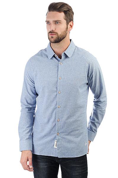 Рубашка Запорожец Выходная Blue<br><br>Цвет: голубой<br>Тип: Рубашка<br>Возраст: Взрослый<br>Пол: Мужской