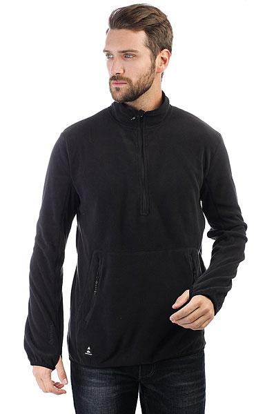 Толстовка сноубордическая Quiksilver Cosmo Hz Fleece Black толстовка quiksilver fleece tarmac