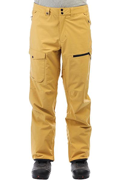 Штаны сноубордические Quiksilver Util Stretch Mustard GoldФункциональные современные штаны для катания должны обладать хорошей мембранной тканью, продуманным кроем, необходимыми карманами и вентиляцией с сетчатыми вставками. Мужские штаныUtility Stretch как раз такие. Водостойкая мембранная ткань 20K Quiksilver DryFlight®, подкладка из тафты и трикотажа с начесом,держатель для ски-пасса,тройная система застегивания и водонепроницаемые молнии YKK® Aquaguard®. И это лишь малая часть того, что еще скрывается в этих штанах. Современный крой позволит Вам всегда оставаться на стиле.Характеристики:Мембрана:водостойкая 20K Quiksilver DryFlight®.Материал:прочный нейлон пигментного окрашивания.Современный крой (modern). Подкладка из тафты и трикотажа с начесом + мягкая вставка из трикотажа с начесом с изнанки пояса. Полностью проклеенные швы.Держатель для ски-пасса. Пояс на утяжке для регулировки размера. Два кармана для рук. Накладной карго-карман на правой штанине. Внутренний карман на молнии на левой штанине. Тройная система застегивания. Водонепроницаемые молнии YKK® Aquaguard®.Вентиляционные прорези на сеточной подкладке. Уплотненные края штанин. Снегозащитные гетры. Система утяжки края штанин для защиты их от преждевременного износа.<br><br>Цвет: желтый<br>Тип: Штаны сноубордические<br>Возраст: Взрослый<br>Пол: Мужской