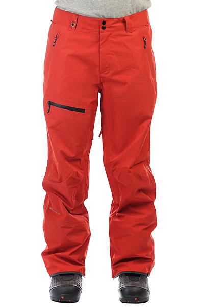 Штаны сноубордические Quiksilver Forever Gore Ketchup RedСноубордические мужские штаныForever 2L GORE-TEX® являются частью премиум линейки Highline от Quiksilver. Штаны изготовлены из технологичной двухслойной мембранной ткани GORE-TEX®. Полностью проклеенные швы, влагонепроницаемые молнии, свободный силуэт, вместительные карманы, вентиляционные вставки для ощущения абсолютного комфорта в сложных погодных условиях. Исключительная производительность и прогрессивный стиль.Характеристики:Коллекция Highline. Стандартный крой.Мембранная влагостойкаядышащая двухслойная тканьGORE-TEX® 2L. Без утеплителя. Подкладкаиз тафты с трикотажными вставками и начесом. Полностью проклеенные швы. Вентиляционные сетчатые вставки на внутренней части бедер. Два кармана для рук на молнии. Задний карманна молнии. Карман на бедре на молнии.Регулировка пояса. Система крепления штанов к куртке. Отороченный низ штанин Bemis® иKevlar®.Расширяющийся низ штанин на молнии. Снегозащитные гейторы с эластичной вставкой из лайкры. Система укорочения штанины для удобства ходьбы. Тройная система застегивания и влагостойкие молнииYKK® Aquaguard®.Надпись Higline на заднем кармане.<br><br>Цвет: красный<br>Тип: Штаны сноубордические<br>Возраст: Взрослый<br>Пол: Мужской