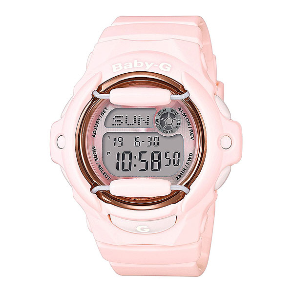 Кварцевые часы Casio G-Shock Baby-g bg-169g-4b casio g shock g classic ga 110mb 1a