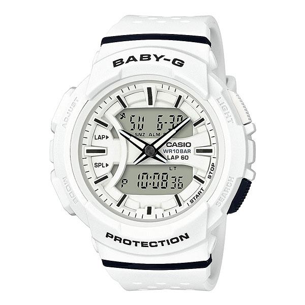 Кварцевые часы женский Casio G-Shock Baby-g bga-240-7a наручные часы casio g shock awg m100s 7a
