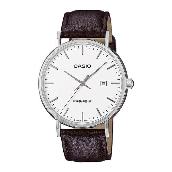 Кварцевые часы Casio Collection lth-1060l-7aКлассические наручные часы в корпусе из нержавеющей стали с кожаным ремешком.Технические характеристики: Дисплей с датой.Минеральное стекло.Прочный корпус из нержавеющей стали.Ремешок из натуральной кожи.Срок службы аккумулятора - 3 года.Водонепроницаемость в соответствии с DIN 8310 т.е. ISO 2281. Модель устойчива к мелким брызгам, любые контакты с большим количеством воды следует избегать.<br><br>Цвет: черный<br>Тип: Кварцевые часы<br>Возраст: Взрослый<br>Пол: Мужской