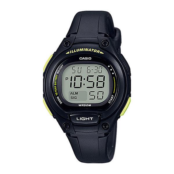 Кварцевые часы Casio Collection lw-203-1b часы casio collection aq 180wd 1b grey