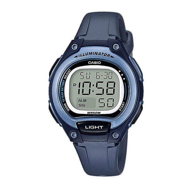Кварцевые часы Casio Collection lw-203-2a casio lw 200v 2a