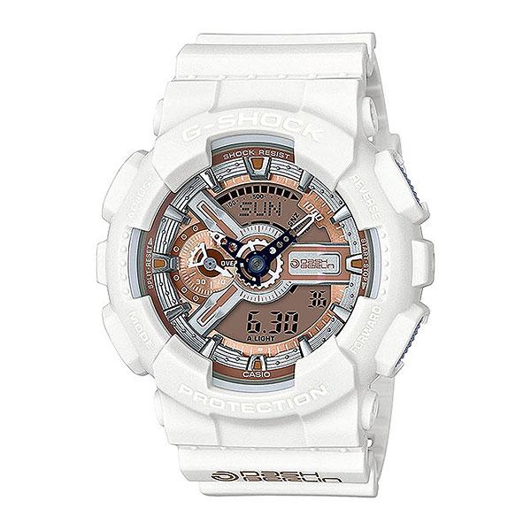 Кварцевые часы Casio G-Shock ga-110db-7a<br><br>Цвет: белый<br>Тип: Кварцевые часы<br>Возраст: Взрослый<br>Пол: Мужской