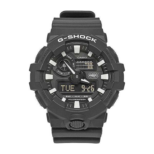 Кварцевые часы Casio G-Shock ga-700eh-1a casio g shock punching pattern ga 110lp 1a