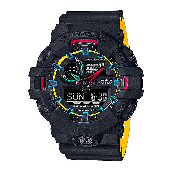 Кварцевые часы Casio G-Shock ga-700se-1a9 casio g shock ga 100cf 1a9