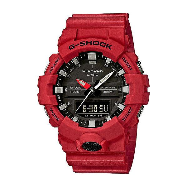 Кварцевые часы Casio G-Shock ga-800-4a casio g shock g classic ga 100b 4a