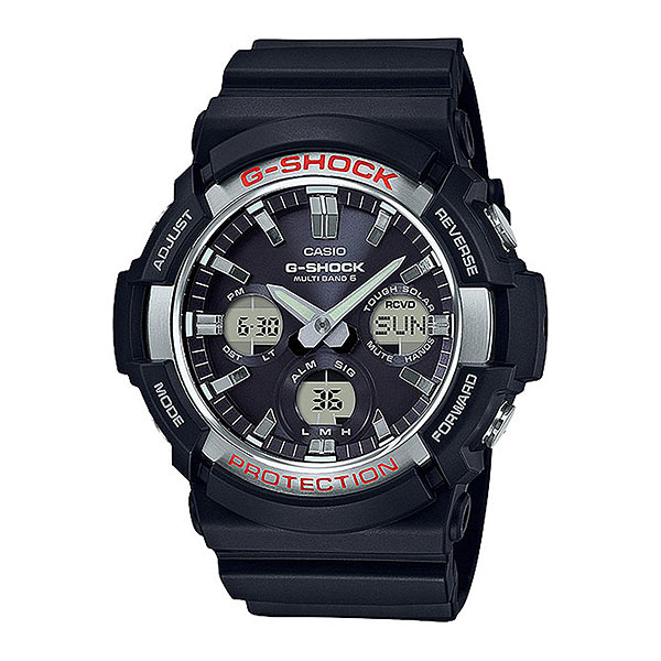 Кварцевые часы Casio G-Shock Gaw-100-1a часы наручные casio часы baby g ba 120tr 7b