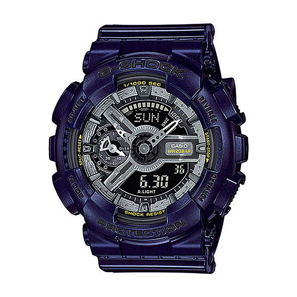 Кварцевые часы Casio G-Shock gma-s110mc-2a часы женские casio g shock gma s110mp 4a3 pink