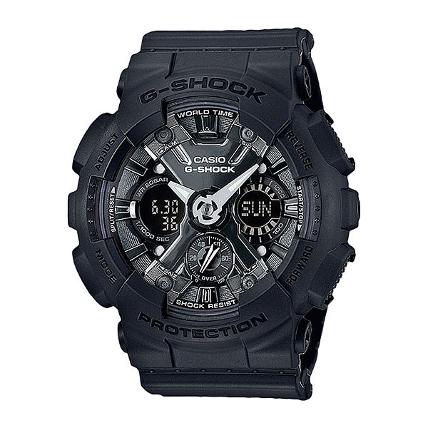 Кварцевые часы Casio G-Shock gma-s120mf-1a часы женские casio g shock gma s110mp 4a3 pink