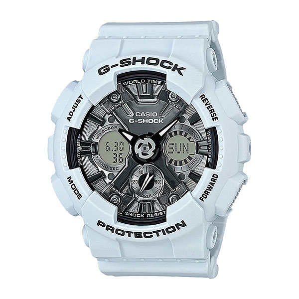 Кварцевые часы Casio G-Shock gma-s120mf-2a casio часы casio gma s110mc 6a коллекция g shock