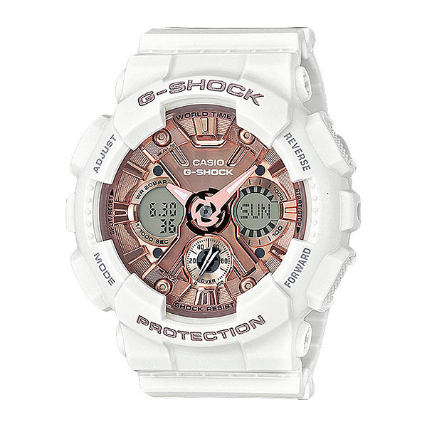 Кварцевые часы Casio G-Shock gma-s120mf-7a2 casio часы casio gma s110mc 6a коллекция g shock