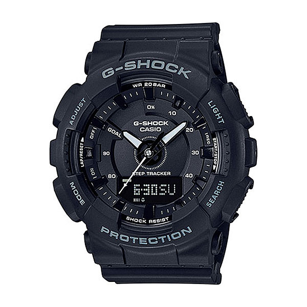 Кварцевые часы Casio G-Shock gma-s130-1a часы женские casio g shock gma s110mp 4a3 pink