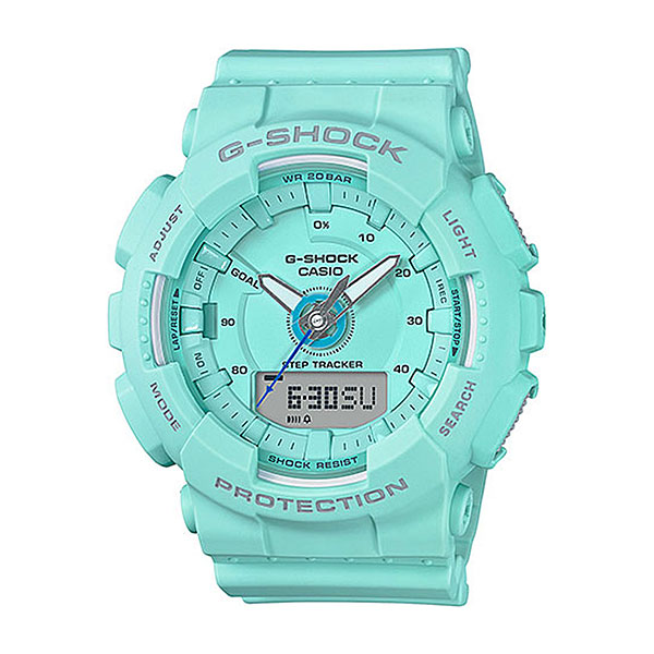 Кварцевые часы Casio G-Shock gma-s130-2a часы женские casio g shock gma s110mp 4a3 pink