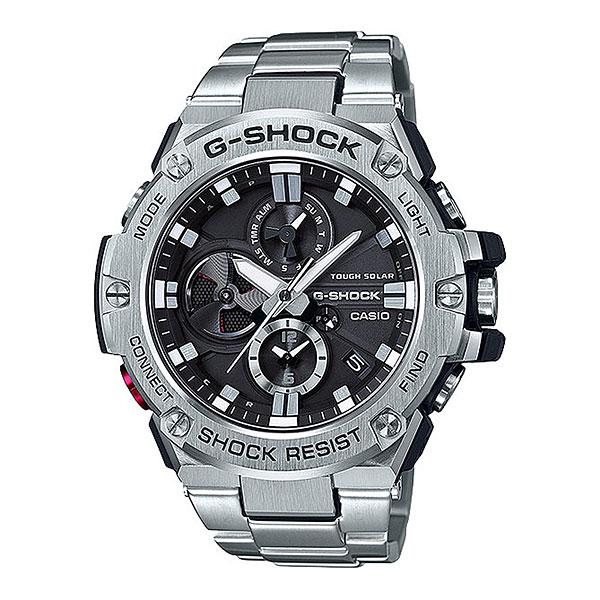 Кварцевые часы Casio G-Shock gst-b100d-1a цена и фото